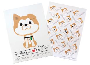 SHIBUYA♡HACHIメモ帳